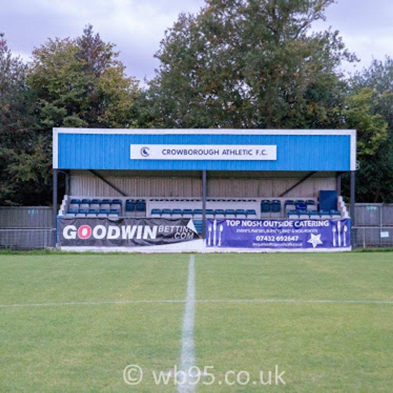 Crowborough Athletic FC U23/Res Open training/trial session