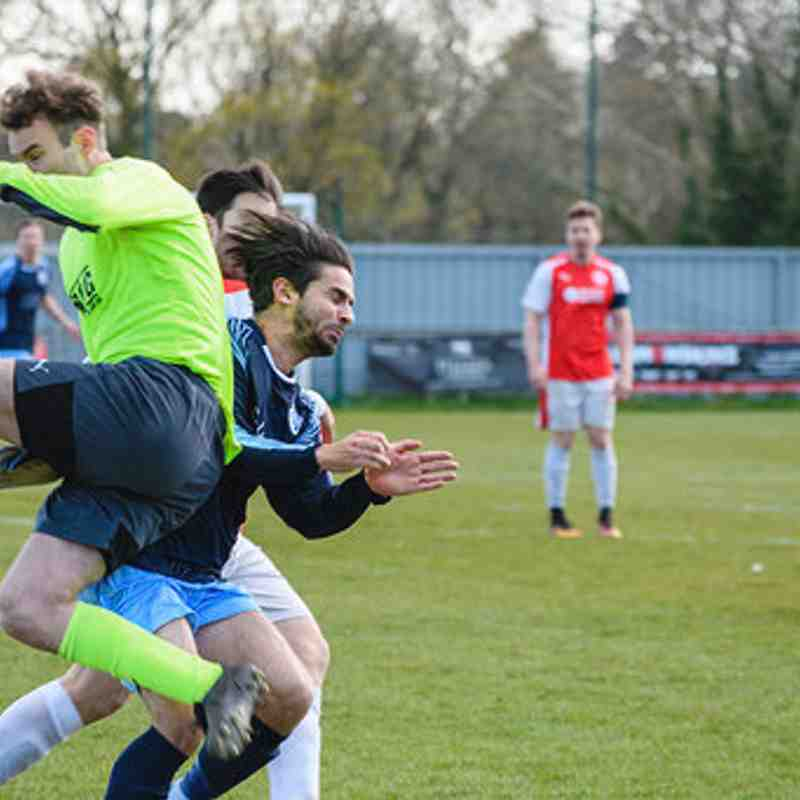 First v Punjab United - 13th April 2019, pictures courtesy of danny@walshmanor.com