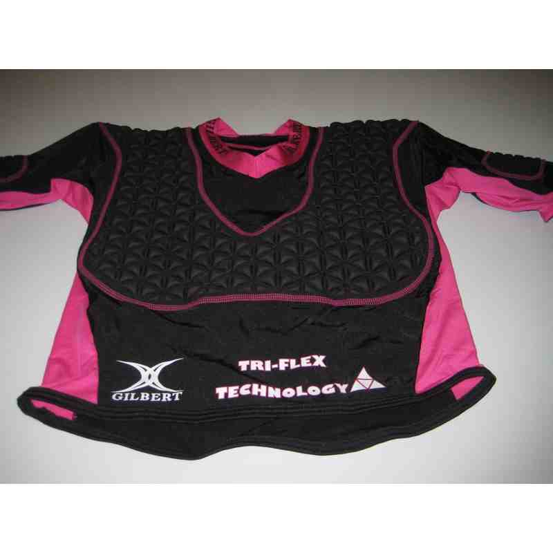 Girls Gilbert Chest Protector Various Colours