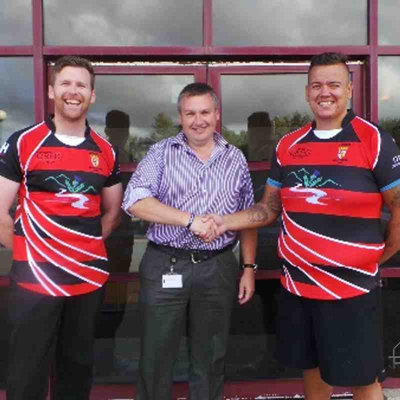 Cumnock 2nd XV Strips 2014/2015