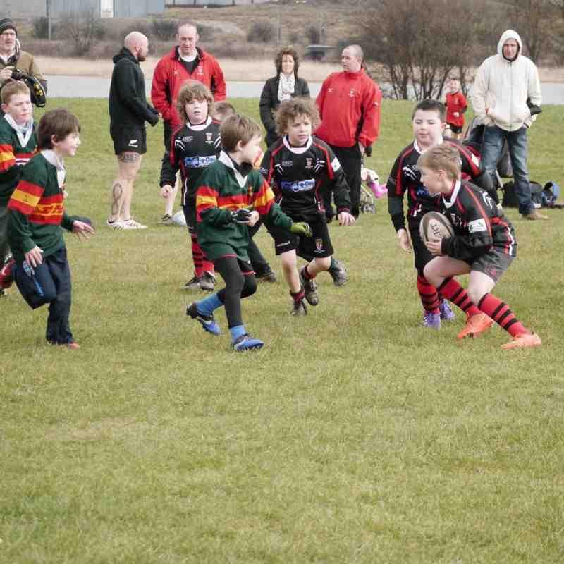 Cumnock micros vs Garnock by Susan Hay and Iain Mckenzie