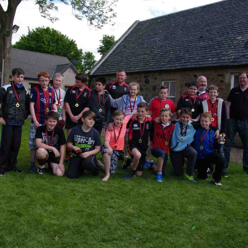 Cougars Awards Day 14 June 2015 Part 5 by Ian McClue