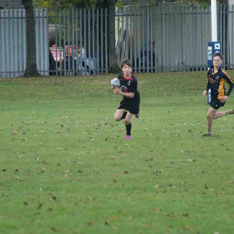 Cumnock s1/2 v Strathaven s1/2 by George Graham