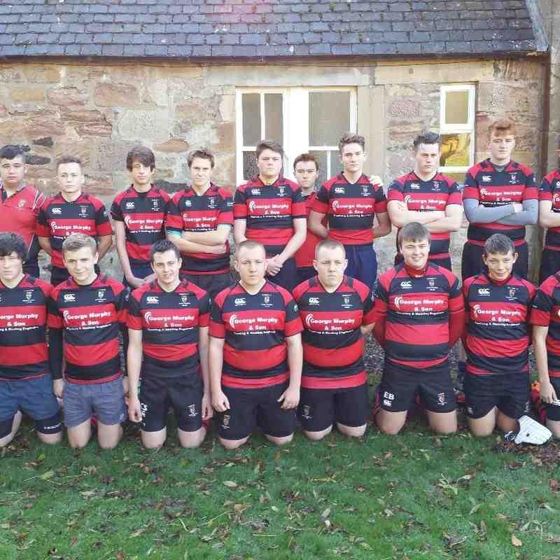 Cumnock u16 2015/16