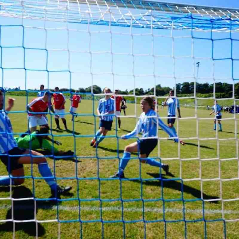Worthing United 0 - 3 Shoreham FC (The FA Cup August 6th 2016)