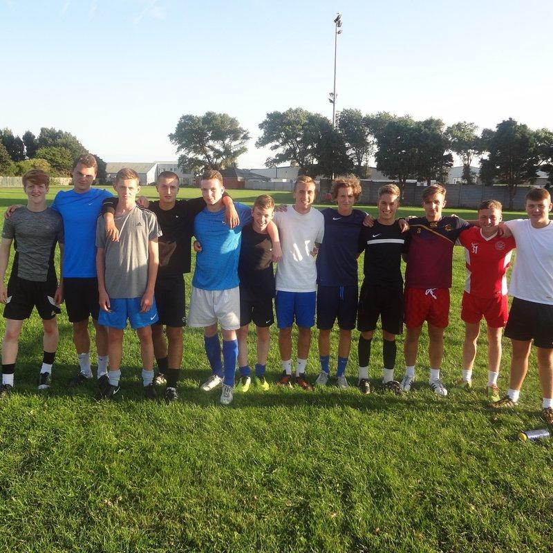 Shoreham FC U21s lose to St Francis Rangers U21 1 - 0