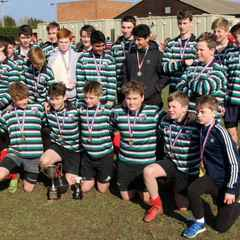 Oxford U14s retain County Cup