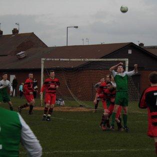 Ellor Treble Keeps United In The Hunt