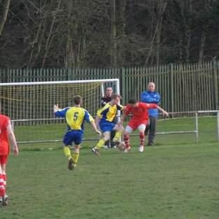 United Win But leave It Late At Worsbrough Bridge