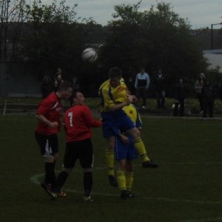 Local Pride All Square As Denaby Derby Ends Even