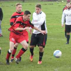 Reds suffer 'Ref' Justice as they 2-1 to Red Rose
