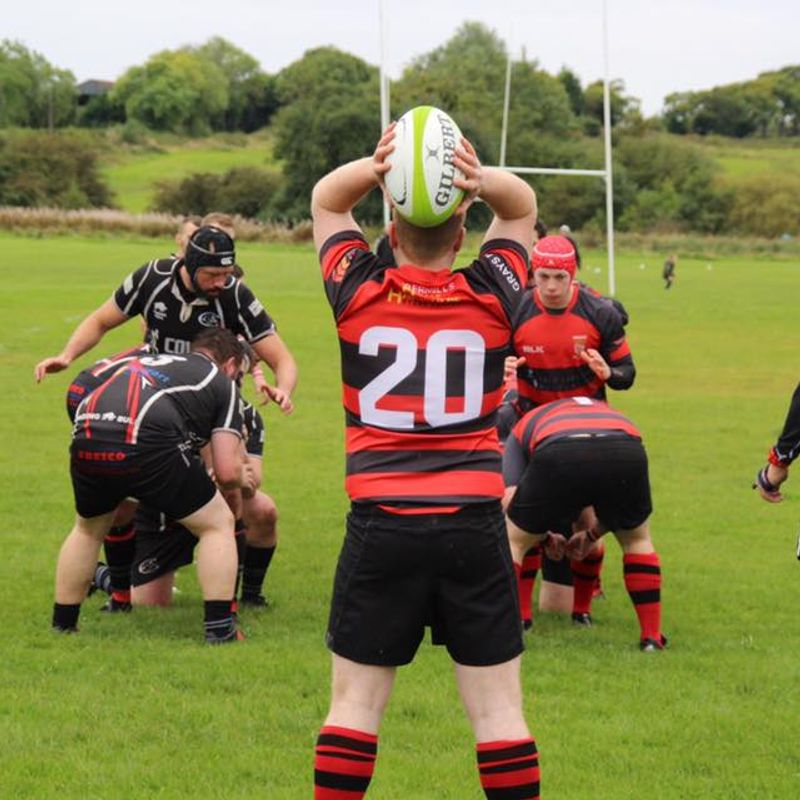 6 tries for another Cumnock bonus point win