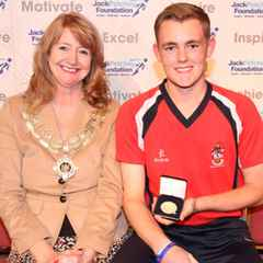 Jack Petchey Award for Lewis Southcott