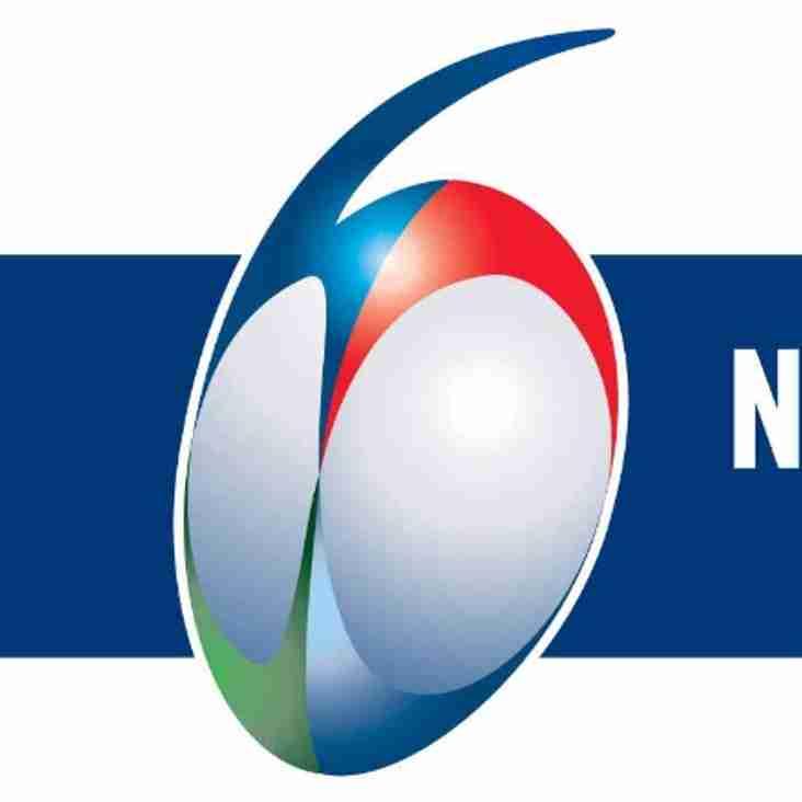 International Ticket Allocation - 2018 6 Nations
