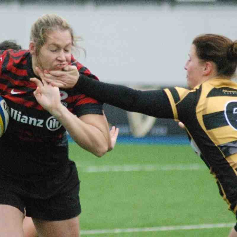 Saracens Ladies vs Wasps Ladies
