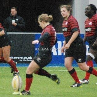 Saracens Ladies 25-21 Lichfield Ladies