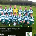 U14 C - Darragh & Joe lose to Dunboyne AFC Bstone Iain Ward 1 - 2