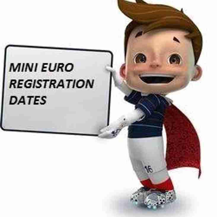 Mini Euro Fixtures!