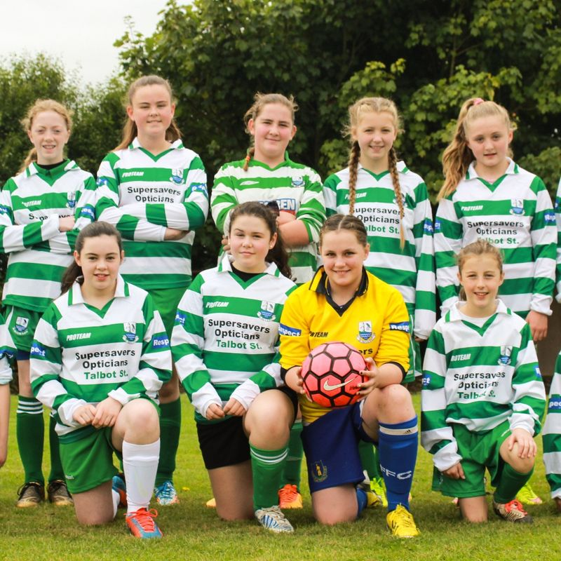 U14 Girls --- St Itas VS Enniskerry