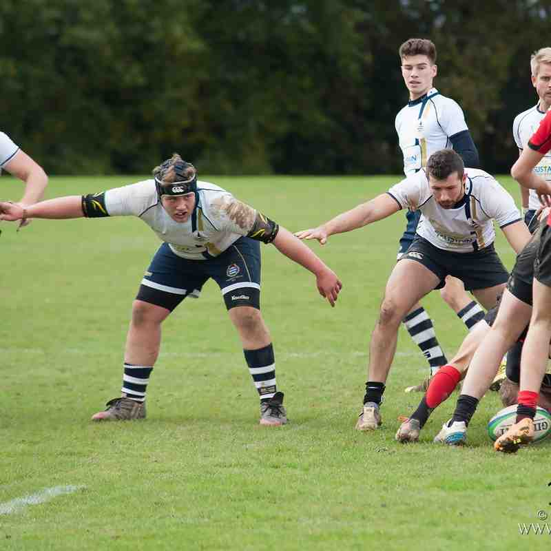 TWRFC - IIs - Maidstone - 24th Ocober 2015