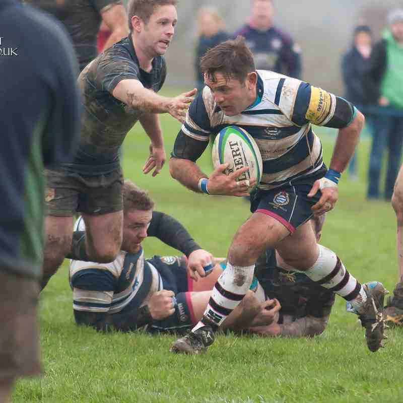 TWRFC 1sts - Old Alleynians - 23rd January 2016