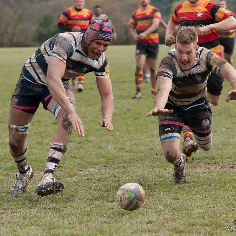 TWRFC 1sts - Ashford - 16th April 2016