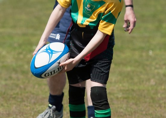 TW Primary Schools Tag Festival - 4th May 2016