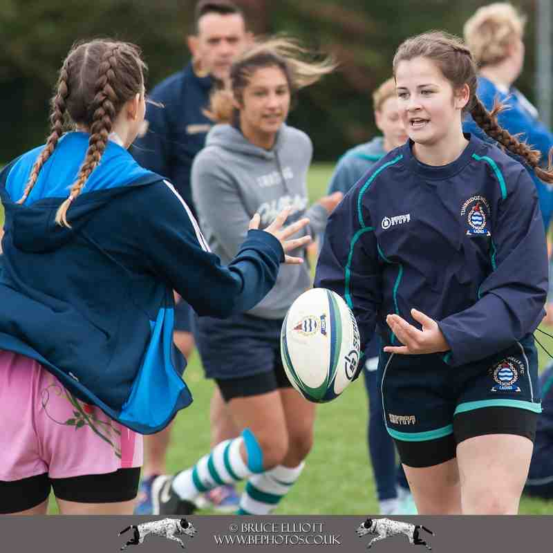 TWRFC Ladies Training - 25th September 2016