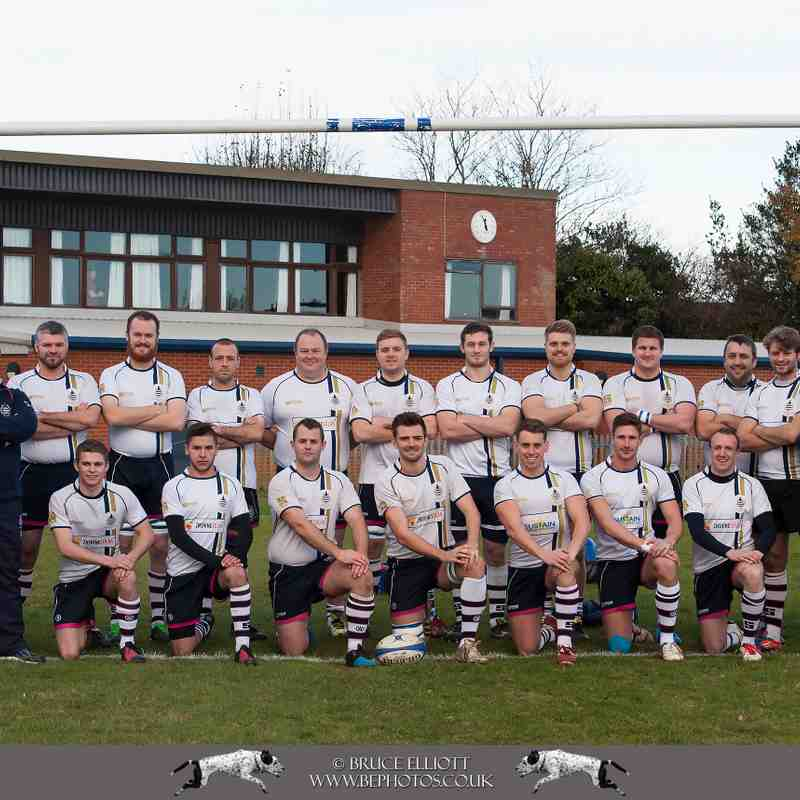 TWRFC 2nds - Sidcup - 19th November 2016