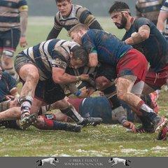 TWRFC - CS Rugby 1863 - 11th February 2017