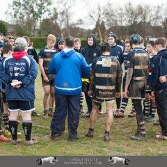 TWRFC - U15s - Blackheath - 5th March 2017