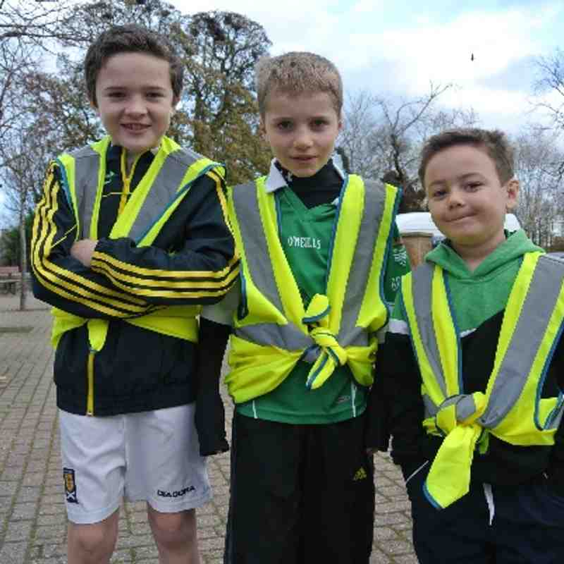 Shinty Club Fund Raising Marathon 16th Nov 2013