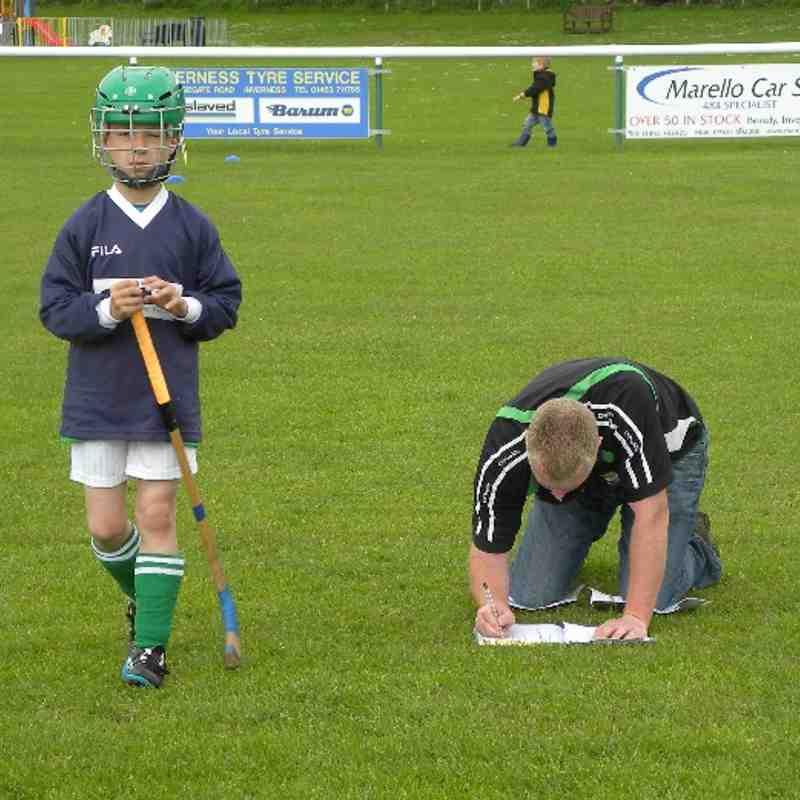 Shinty Festival 18th May