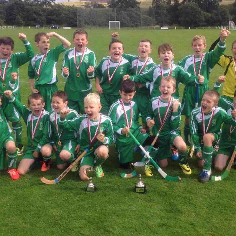 Kingussie Sixes 24th August 2014