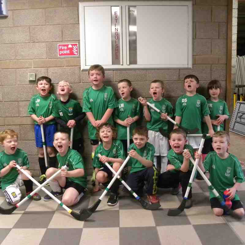 P3 & Unders Inverness Leisure 22nd Nov