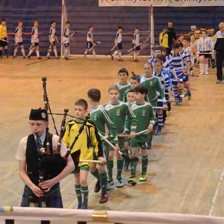 RBS National First Shinty Finals - You Tube