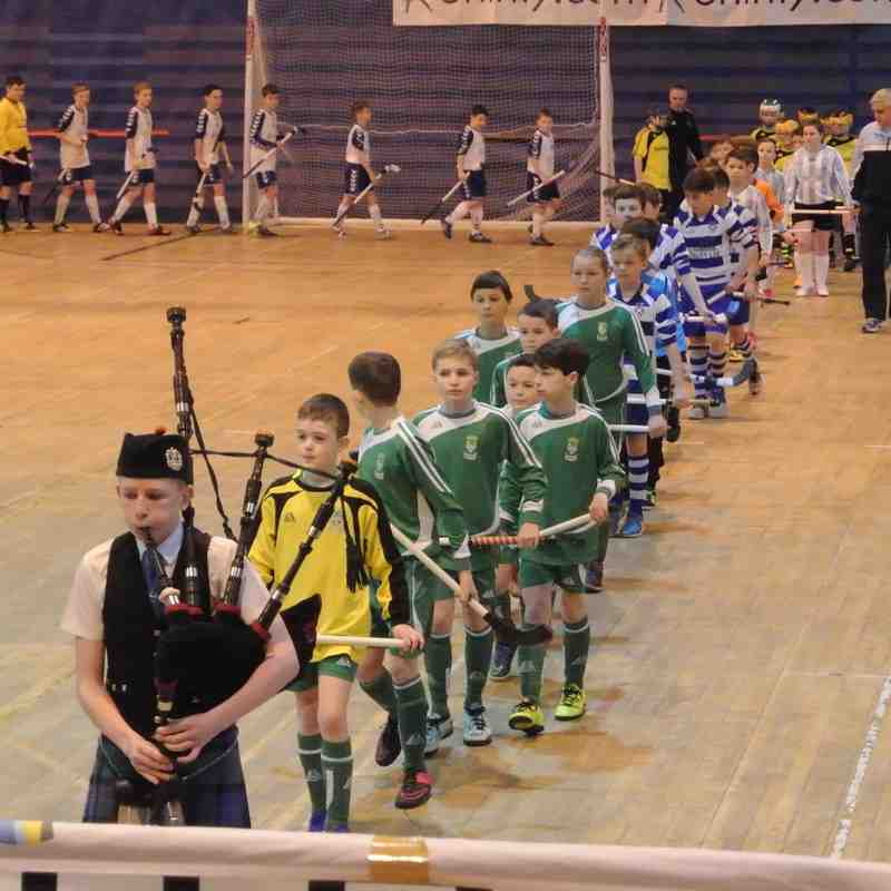 National Indoor Sixes, Fort William, 27th February 2016