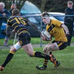 Band of Brothers Give Cornish a Fright