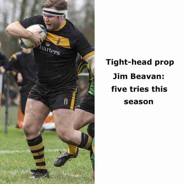 First Team Heads Held High at Cobham