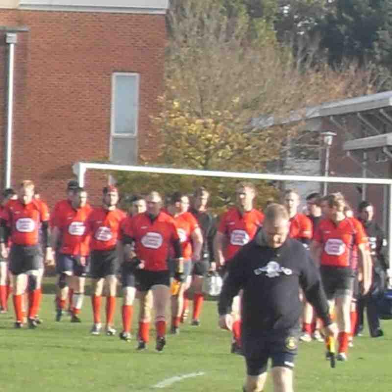 Fawley 1st XV Locksheath Pumas 1st XV