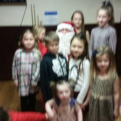 Tiger cubs Xmas Party
