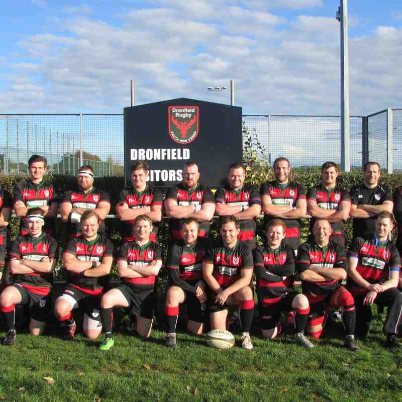 DRUFC 2nd's vs Ashfield 08.11.15