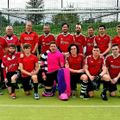 Mens 1st XI beat Rottenrow Blue Sox Hockey Club Mens 2 3 - 0