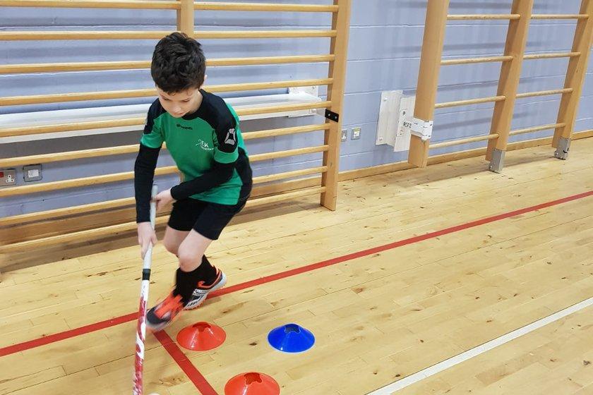 Junior Indoor Training