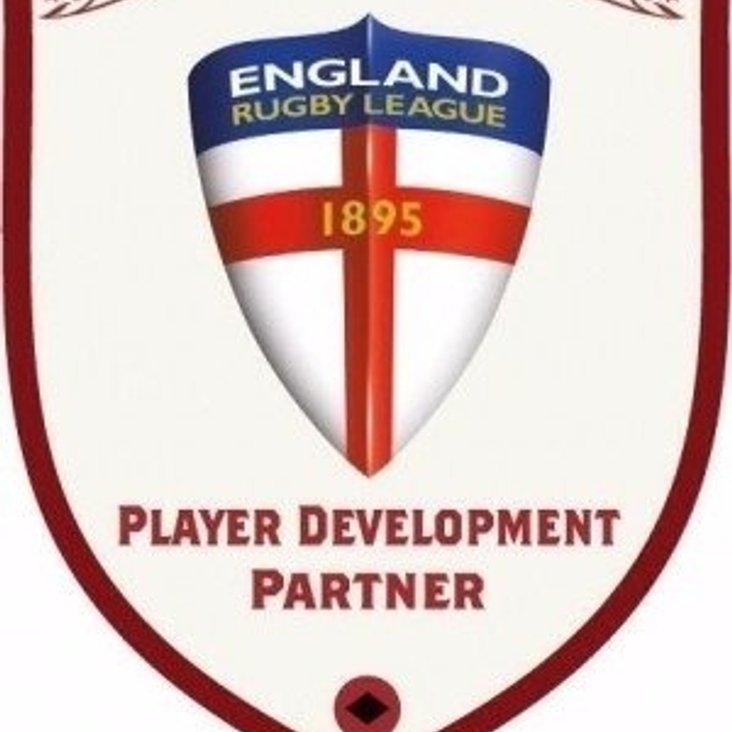 Under 13 &amp; 14 (Years 8 &amp; 9) Player Development Programme<