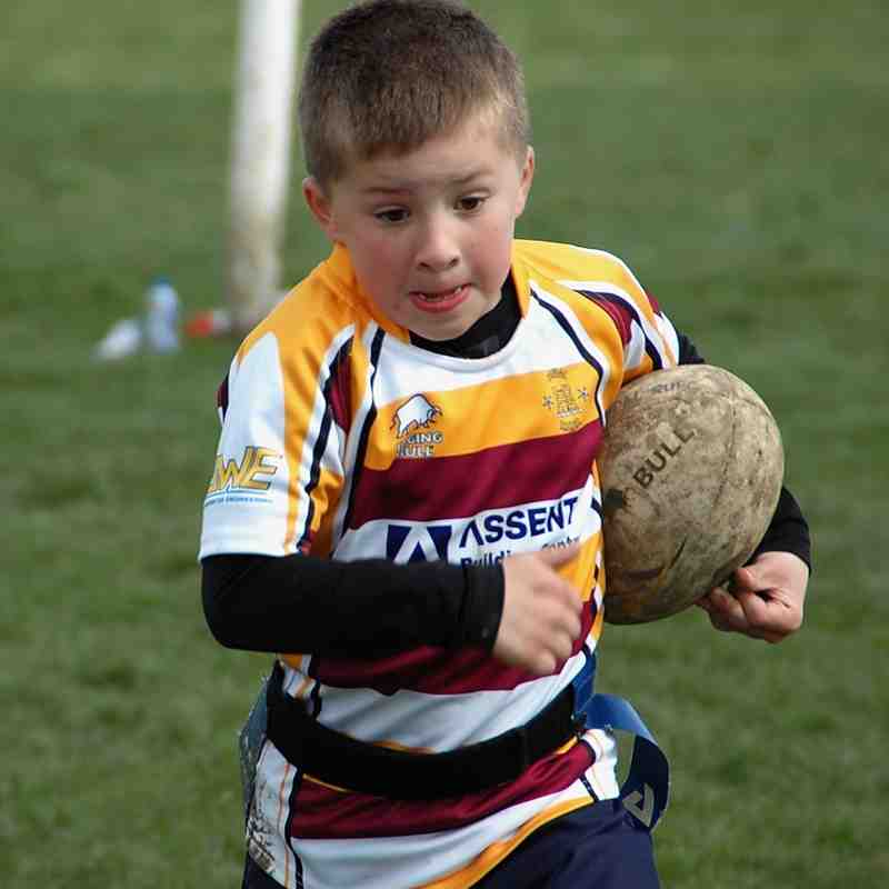 Sandal under7s V Mold RFC
