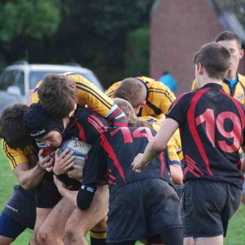 U16's Burnham V Woodham