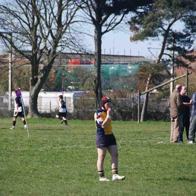 Clacton vs U16's (16/3/2014)