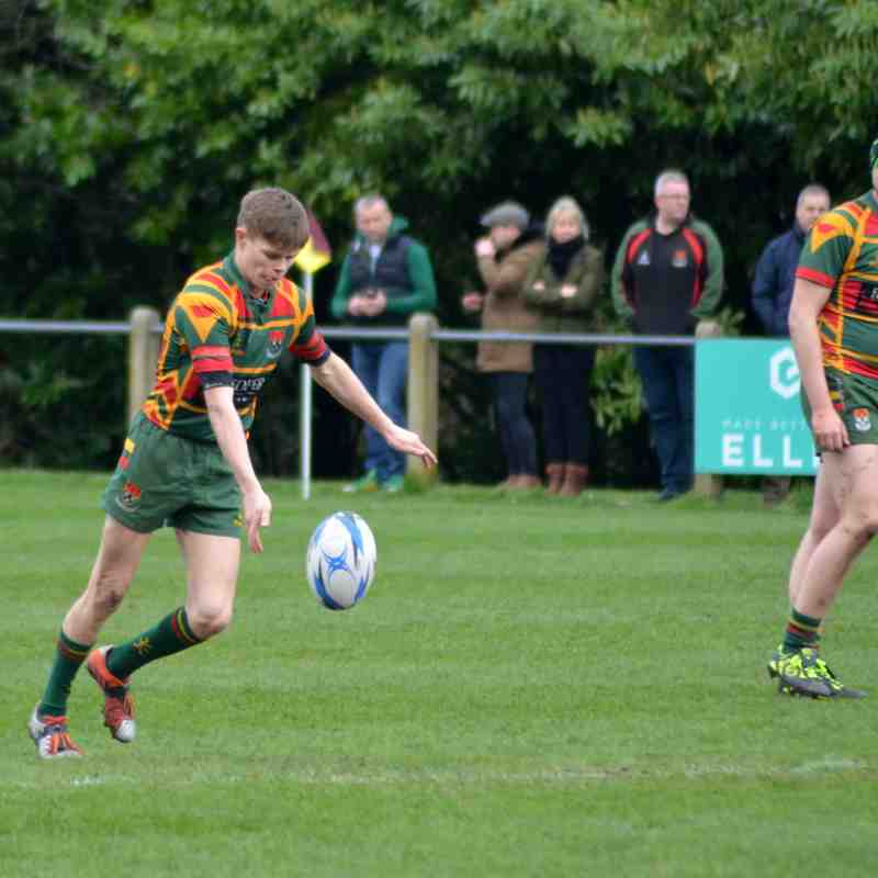 Colts Yorkshire Plate Final Pt.1
