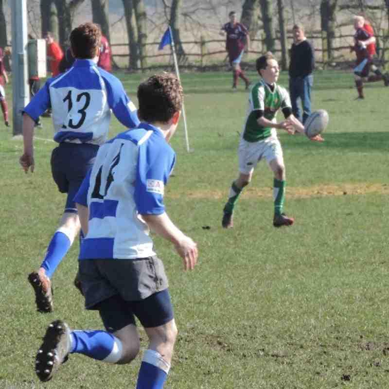 Horsham U14s v Lewes - 9th March 2014
